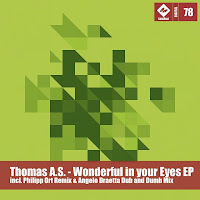 Thomas AS Wonderful In Your Eyes EP Tanzbar Digital