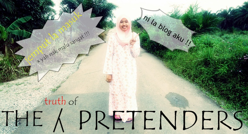 the truth of pretender