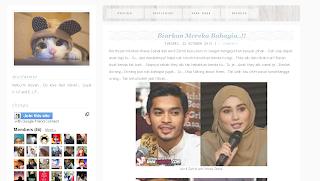 Edit Blog Dia