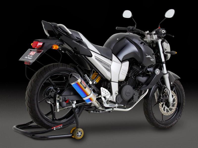 Tips dan Cara Tingkatkan Performa Yamaha Byson Dengan Knalpot Racing