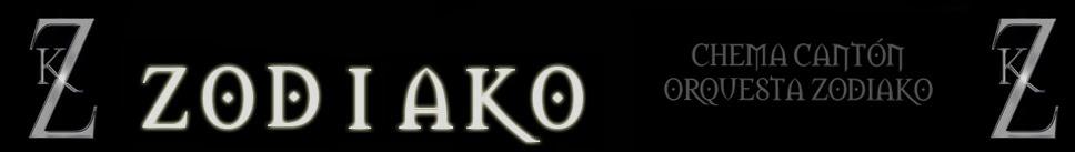 Chema Cantón y Zodiako Orquesta