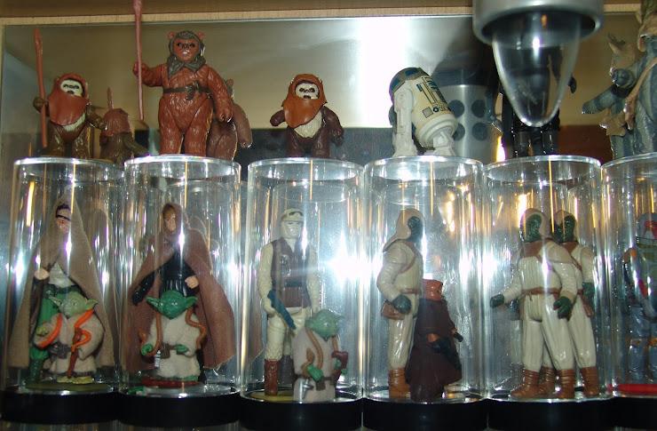 Vintage Star Wars figure variants - Vintage SW figura variánsok