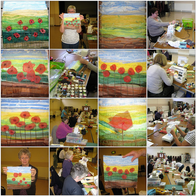 art quilting workshop
