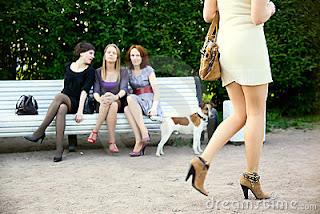 competencia entre mujeres