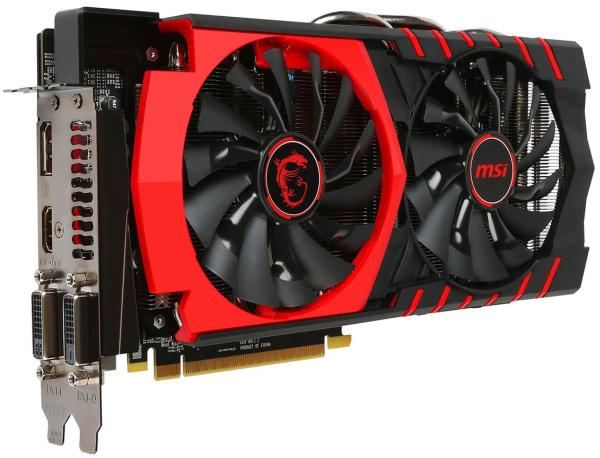 MSI R7 370 Gaming 2G