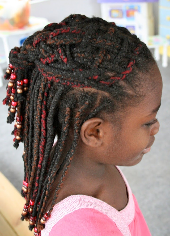 Top 22 Pictures Of Kids Braids 2014 Hairstyles Gallery