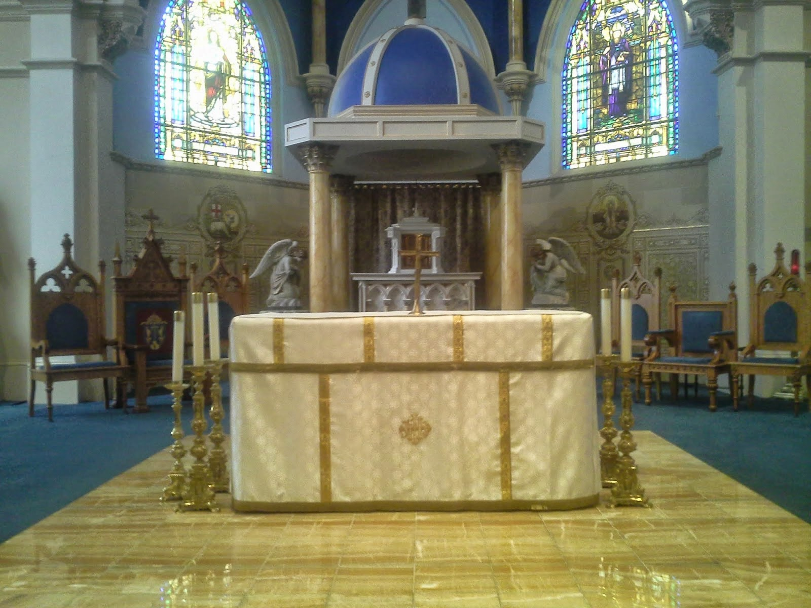 Custom-made Altar Antependia