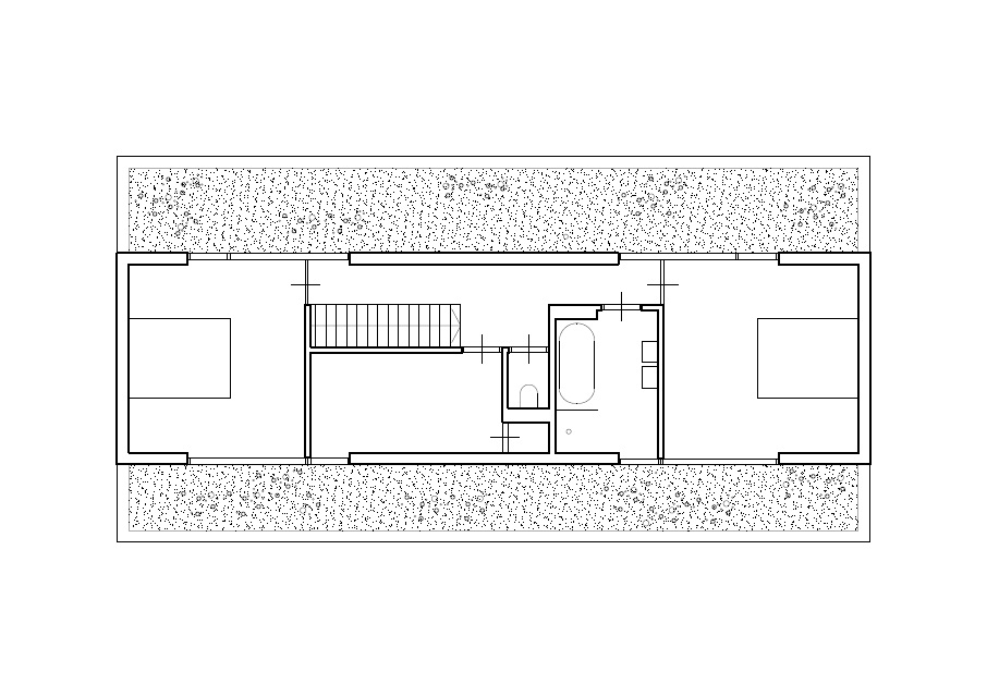 Void matters architecture references v house for Void architecture definition