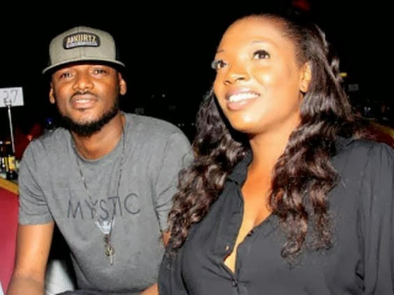 2Face & Wife Annie Idibia Names Their Second Child Olivia Idibia