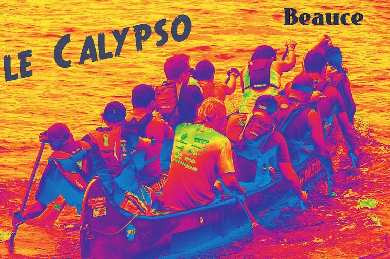 """Équipe de Rabaska """"Le Calypso"""" de Beauce"""