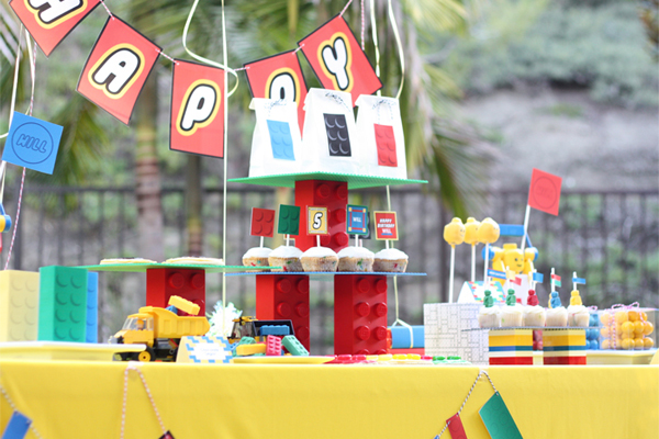 Toys R Us Birthday Party : Kara s party ideas lego themed birthday