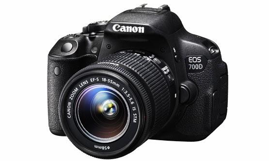 Harga Dan Spesifikasi Kamera Canon 700D Terbaru