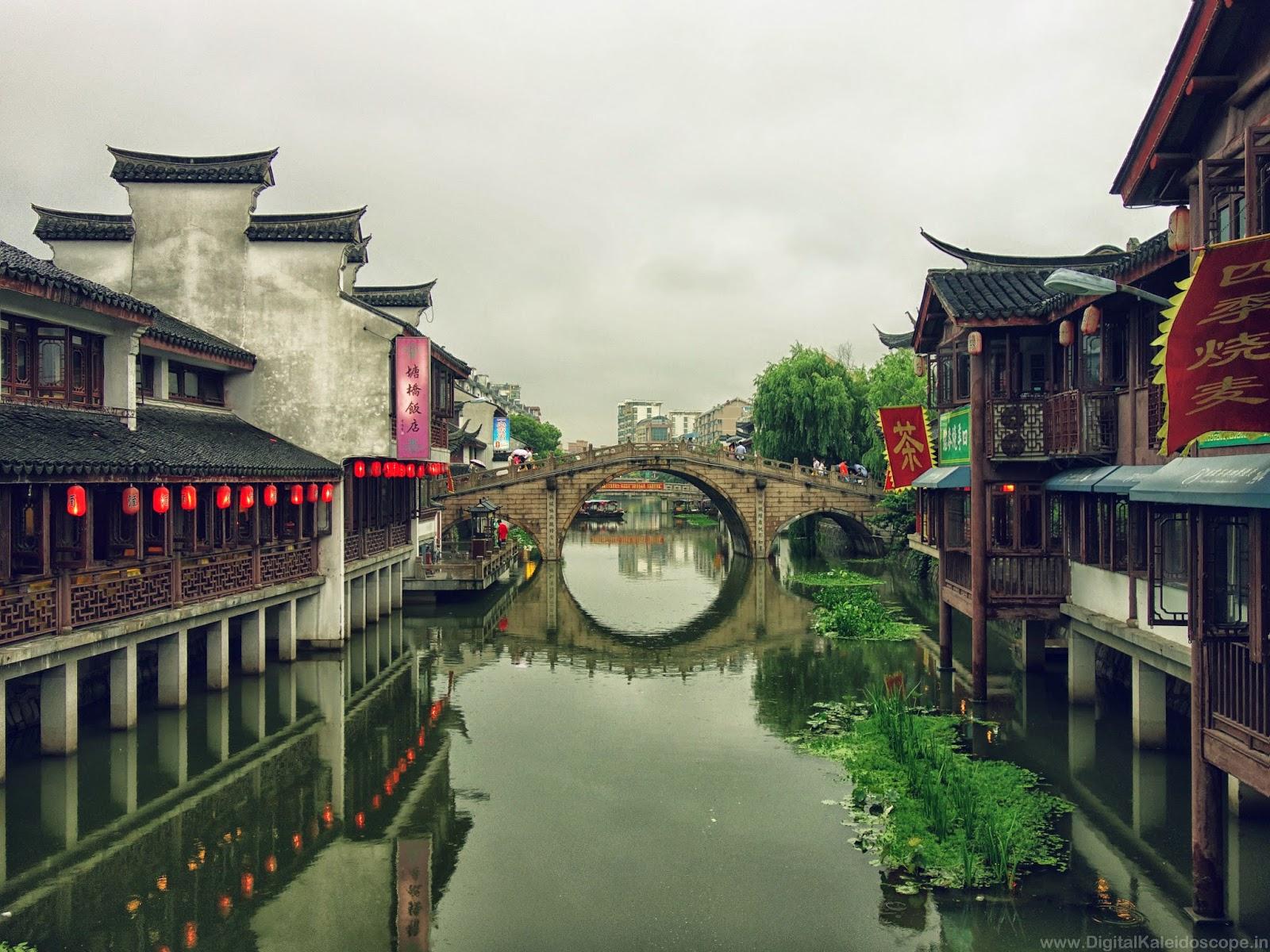 Qibao Water Town Shanghai