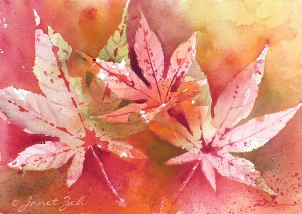 Zeh Original Art Blog Watercolor and Oil Paintings ...