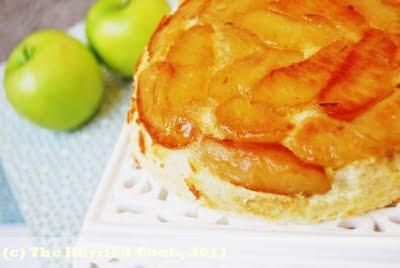 Apple Cider Cake Cream Cheese