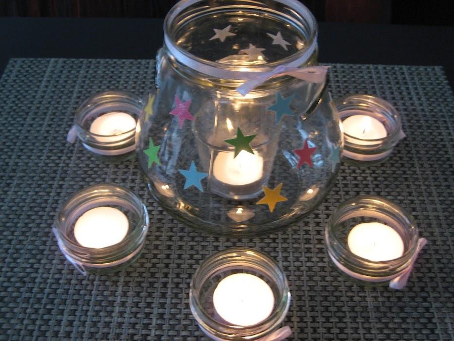 Reciclar tarros de vidrio for Reciclar frascos de vidrio de cafe