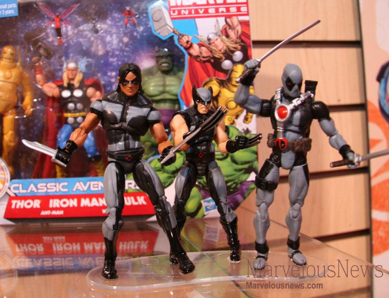 Toy Fair 2011: X-Force Deadpool - 120.1KB