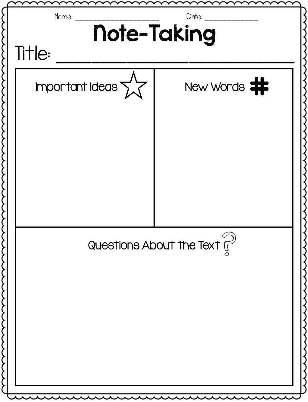 Use these Thinking and Planning Examples to Integrate Inspiration Into Your Curriculum