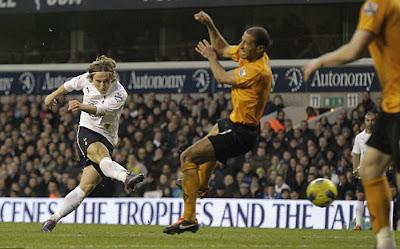 Tottenham Hotspurs 1 -1 Wolves (2)