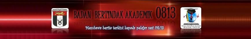 Badan Bertindak Akademik 0813