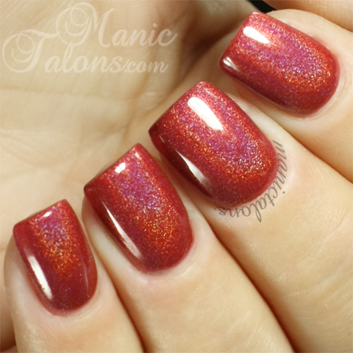 Manic Talons Nail Design Kbshimmer Men Are From Mars Ala Pantone