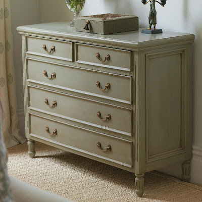 OKA Direct Interiors Astrid chest of drawers