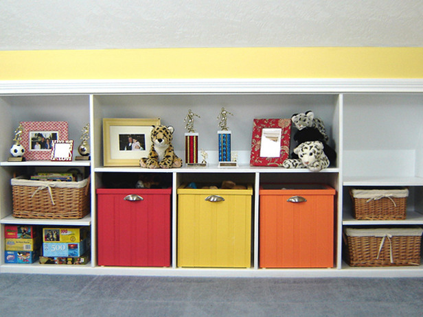 creative%2Bdiy%2Bstorage%2Bfor%2Bbedroom - Tips on how to keep one's house neat and tidy - How To Tips