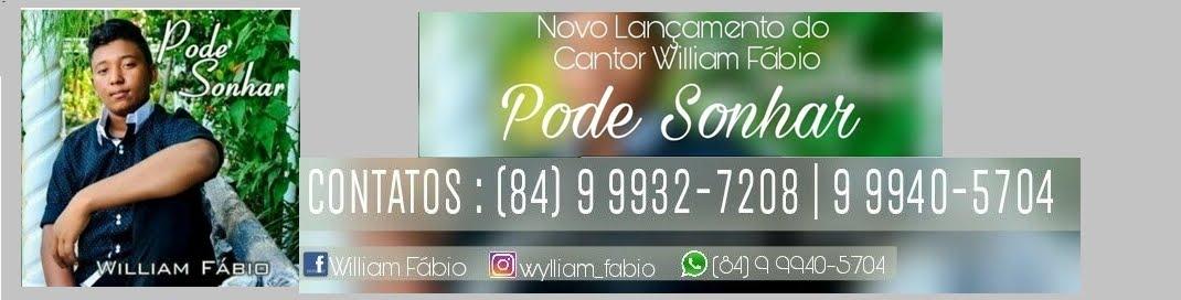 Cantor William Fábio