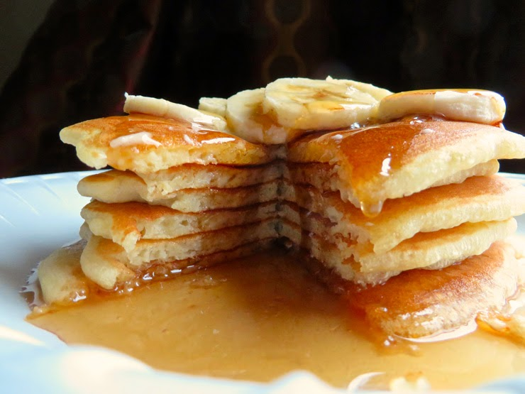 My Own Sweet Thyme A Pancake Breakfast
