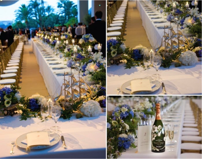 Royal Blue Silver White Wedding Decorations Httpweddingstopic