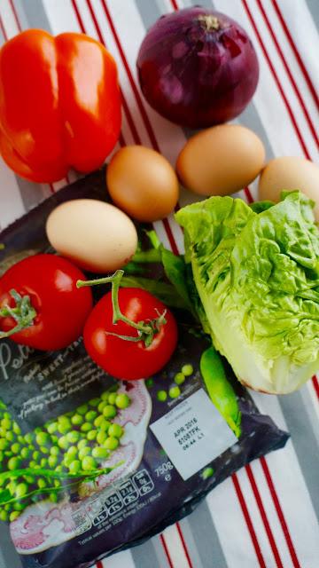 Fanny Cradock Salade Marguerite