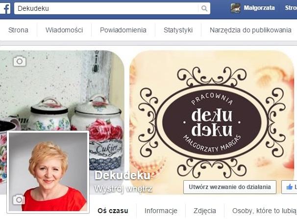 Dekudeku na Facebooku