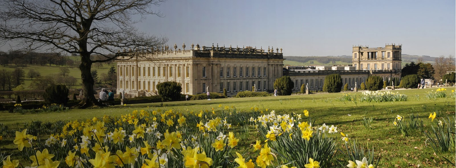 jane austen: chatsworth house pride and prejudice 2005, the
