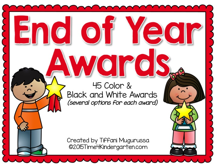 Time 4 Kindergarten: The End of the School Year is Near