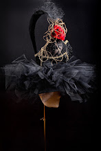 Hats I Created In My Atelier: Black Swan