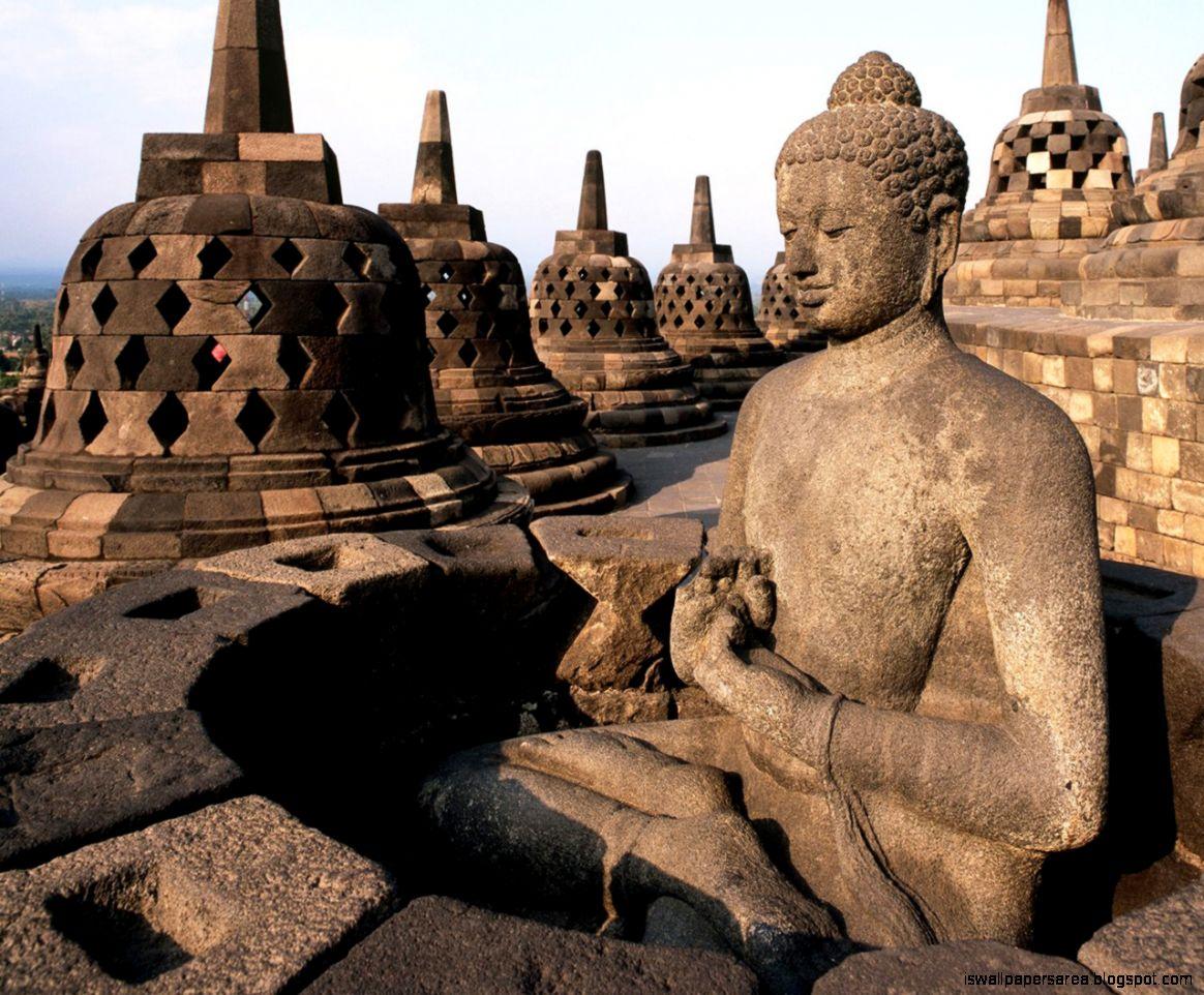 Borobudur Temple Hd Wallpaper For Dekstop