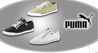 Paire de chaussures Puma Corsica pour 29.90€  promo puma