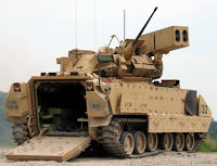 M2/M3 Bradley Infantry Fighting Vehicle
