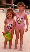 Erin and I back in the day .. still two peas in a pod!