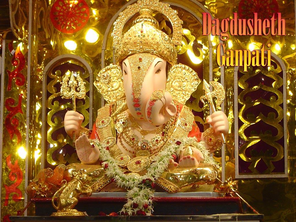Free god wallpaper siddhivinayak wallpapers - Sri ganesh wallpaper hd ...