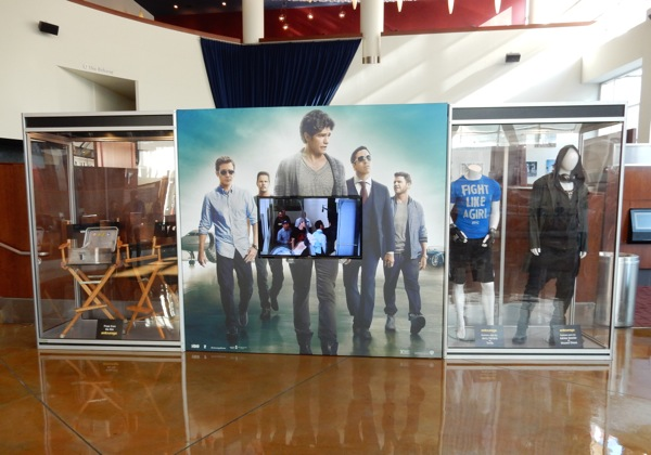 Entourage movie costumes and props