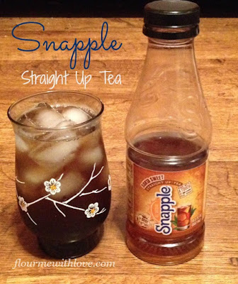 Snapple® Straight Up Tea™ Flour Me With Love