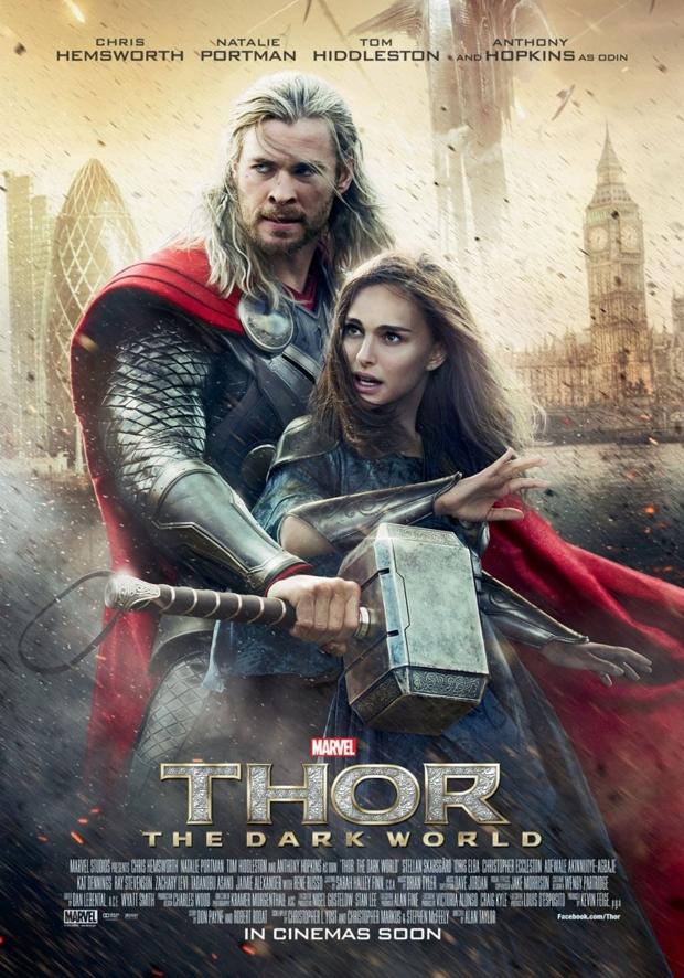 xem phim Thần Sấm: Thế Giới Bóng Tối - Thor 2: The Dark World 2013 full hd vietsub online poster