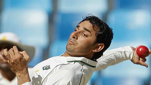 saeed ajmal bowler