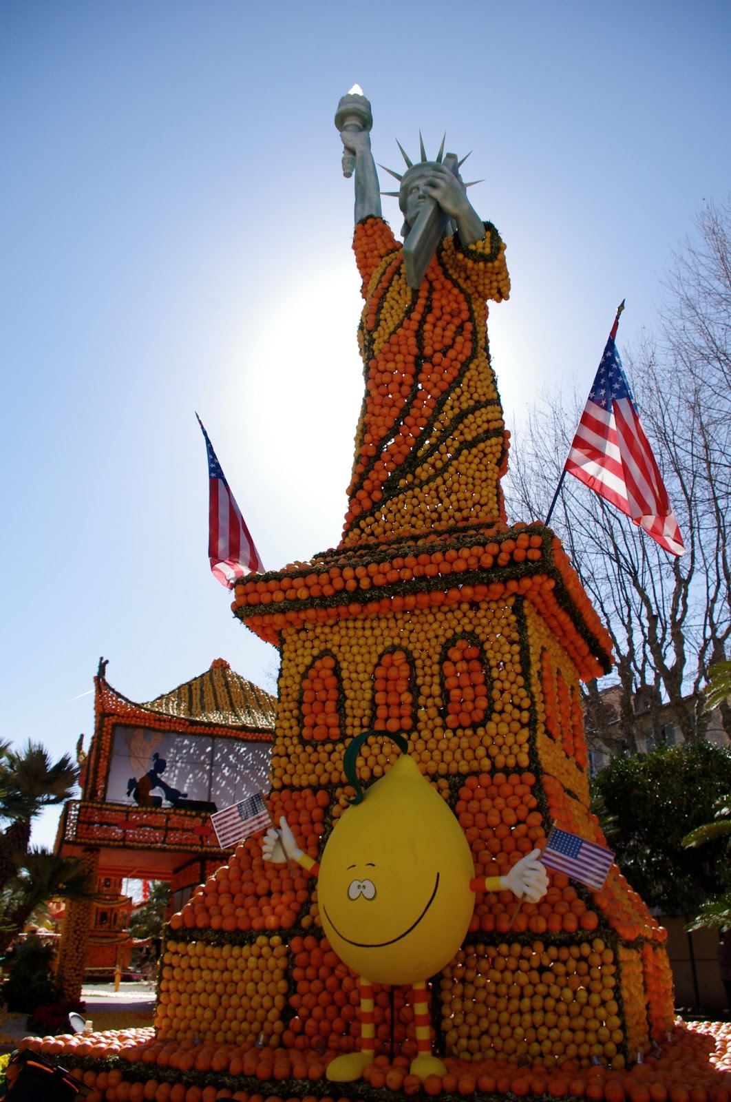 La Statue De La Liberté   New York
