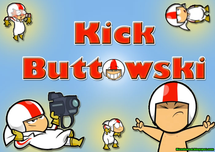 De Riesgo  Disney Xd  Videos Kick Buttowski  Medio Doble De Riesgo