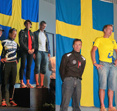 Campionato svedese triathlon middle distance, Tjörn, 2012