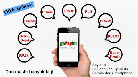 Isi Pulsa Paket Data Internet Online 24 Jam Dengan Smartphone