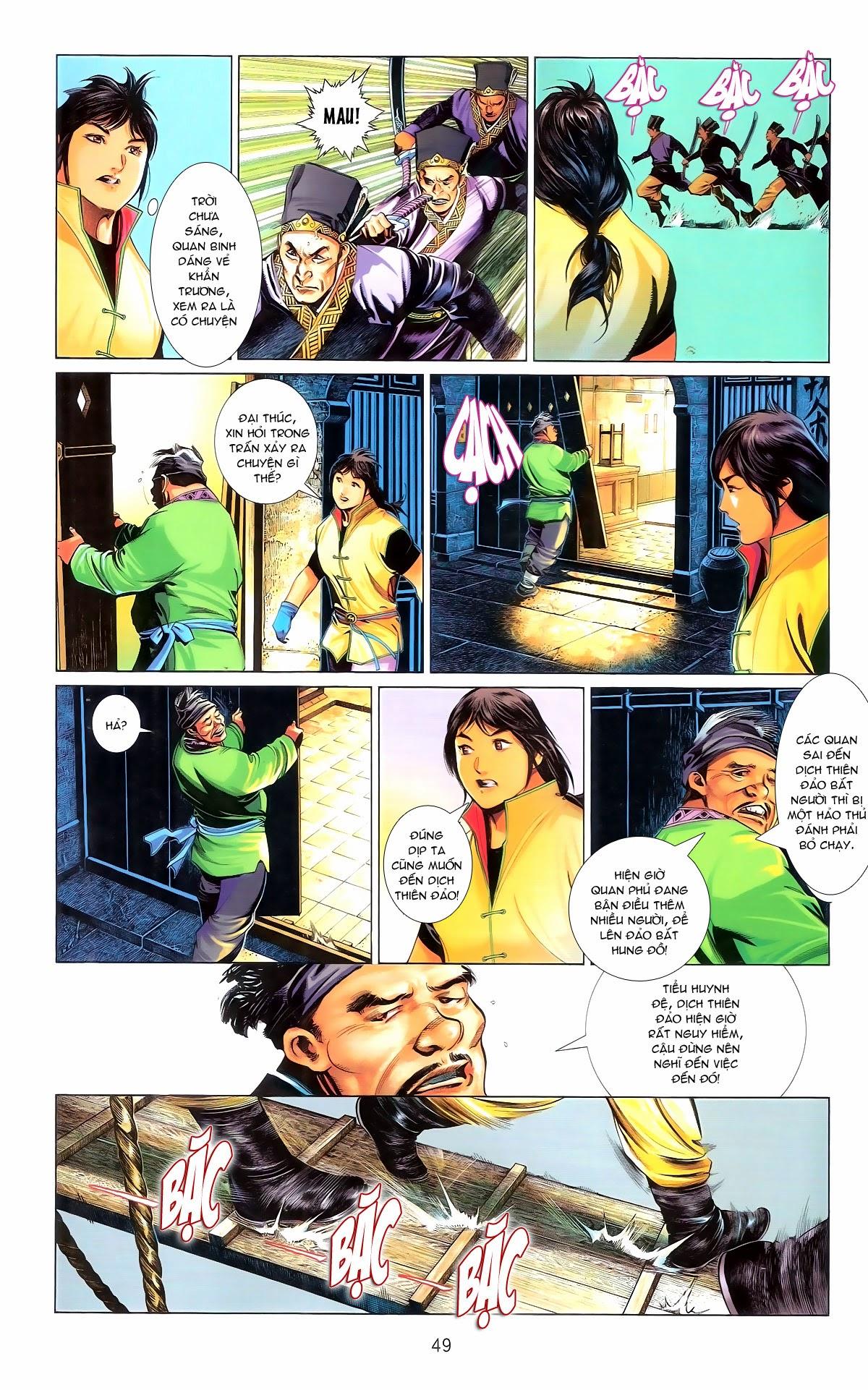Phong Vân chap 672 Trang 49 - Mangak.info