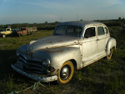 PLYMOUTH 1949 sedan 4 ptas